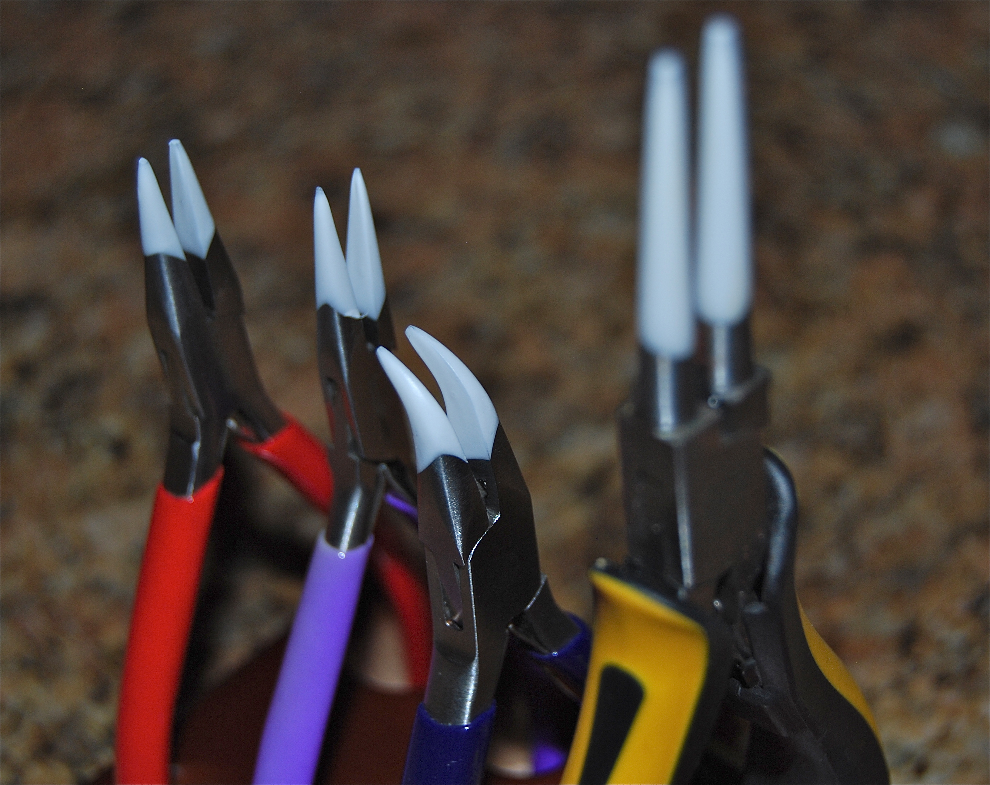 How To Keep Jewelry Tools From Scratching Your Metal