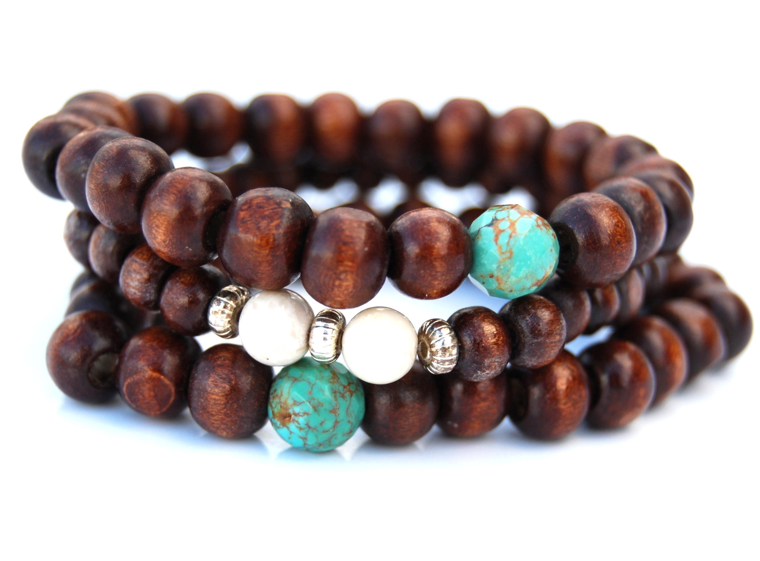 bracelet stacks make bracelets
