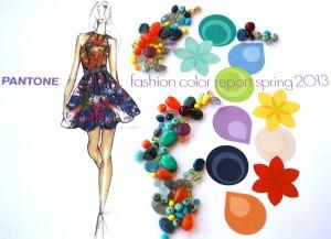 Pantone Bead Play Spring 2013