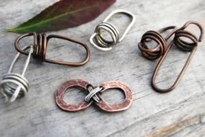 Handmade Wire Links